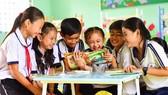 Muốn trẻ có thói quen đọc sách, cha mẹ phải mất nhiều công uốn nắn