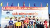 Giải bóng chuyền bãi biển toàn quốc năm 2019: Sanest - Sanna Khánh Hòa độc chiếm ngôi vị