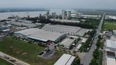 Nhà máy trong KCN Hiệp Phước. Ảnh: CAO THĂNG