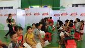 Những khoảnh khắc ý nghĩa trong chương trình từ thiện lần 8 do Vedan tổ chức