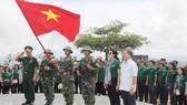 Nhiều hoạt động hướng về biên cương Tổ quốc tại huyện Ngọc Hồi, tỉnh Kon Tum