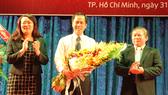 Bổ nhiệm PGS.TS Huỳnh Văn Sơn làm Phó Hiệu trưởng Trường ĐH Sư phạm TPHCM