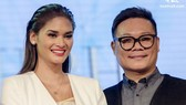 Jonas Gaffud và Hoa hậu hoàn vũ 2015 Pia Wurtzbach. Ảnh: missnews