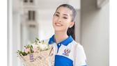 Hoa hậu Tiểu Vy về trường, tham gia buổi học đầu tiên