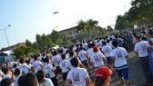 Sôi động Giải chạy bộ Mekong Delta Marathon