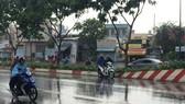 Ngày thứ 5 liên tiếp ĐBSCL có mưa