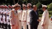 Thủ tướng thăm, chúc tết cán bộ, chiến sĩ Công an tỉnh Đắk Nông