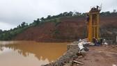 Nước hồ thủy điện Đắk Kar đã hạ xuống mức an toàn