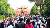 Hàng ngàn người dân nô nức trẩy hội Đống Đa tại Bình Định