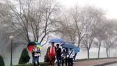 Miền Bắc sắp đón đợt lạnh kèm mưa vào ngày 8-3