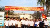 500 lính đảo Trường Sa về Phú Yên để tưởng niệm 64 liệt sỹ Gạc Ma