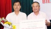 Tác giả người Hà Nội đoạt giải nhất cuộc thi sáng tác biểu trưng đất võ Bình Định