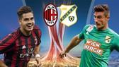 Bảng D: AC Milan - Rijeka 3-2