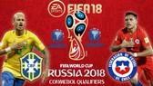 Brazil - Chile 3-0: Chile ở nhà xem World Cup