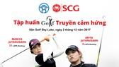 SCG đưa chị em golf thủ hàng đầu thế giới tới Việt Nam
