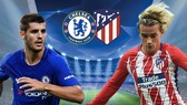 Bảng C: Chelsea - Atletico 1-1: The Blue tiễn Atletico khỏi Champions League