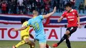 S.Khánh Hòa - SCG Muangthong United 1-3: Chủ nhà thất thủ