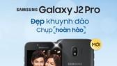 Samsung ra mắt Galaxy J2 Pro