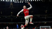 Arsenal - Everton 5-1: Mkhitaryan tỏa sáng, Ramsey lập hattrick
