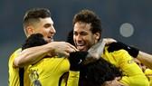 Toulouse - PSG 0-1: Neymar lập công may mắn