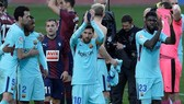 Eibar - Barcelona 0-2: Suarez và Jordi Alba lập công