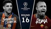 Shakhtar Donetsk - Roma 2-1: Chủ nhà ngược dòng ngoạn mục