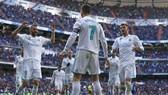 Real Madrid - Alaves 4-0: Ronaldo lập cú đúp