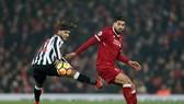 Liverpool - Newcastle United 2-0: THE KOP tạm giữ ngôi nhì