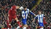 Liverpool - FC Porto 0-0 (chung cuộc 5-0): The KOP giành vé đi tiếp