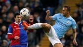 Man City - Basel 1-2 (chung cuộc 5-2): Thua nhưng Man xanh vẫn giành vé đi tiếp