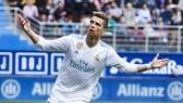 Eibar - Real Madrid 1-2: Cú đúp mang tên Ronaldo