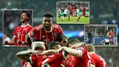 """Besiktas - Bayern Munich 1-3 (chung cuộc 1-8): """"Hùm xám"""" đại thắng, Jupp Heynckes phá kỷ lục"""