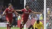 Liverpool - Watford 5-0: Ngày của Mohamed Salah