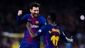 Barcelona - Athletic Bilbao 2-0: Messi ghi bàn, Barca 29 trận bất bại