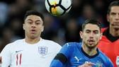 Anh - Italia 1-1: Tam sư dồn ép Thiên thần xanh