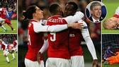 CSKA Moscow - Arsenal 2-2 (chung cuộc 3-6): Welbeck, Ramsey giúp Pháo thủ vào bán kết