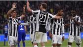 Juventus - Sampdoria 3-0: Juve tiếp tục dẫn đầu