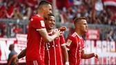 Bayern Munich - E.Frankfurt 4-1: Thêm một cử dợt