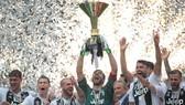 Juventus - Hellas Verona 2-1: Chia tay Gianluigi Buffon