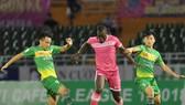 """Sài Gòn FC - Cần Thơ 1-2: """"Tội đồ"""" Văn Phong"""