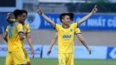 Thanh Hóa - Đà Nẵng 1-0: Vũ Minh Tuấn giúp Thanh Hóa giải vận đen