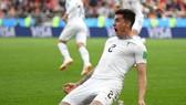 Ai Cập - Uruguay 0-1: Jose Gimenez ghi bàn phút 89