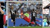 Argentina - Iceland 1-1: Ronaldo gọi nhưng Messi tịt ngòi