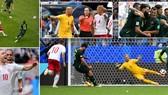 Bảng C, Đan Mạch - Australia 1-1: Eriksen ghi bàn, Jedinak gỡ hòa nhờ VAR