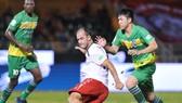 TPHCM - Cần Thơ 3-3: Huỳnh Kesley giành 1 điểm quý giá