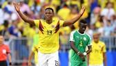 Bảng H, Senegal - Colombia 0-1: Yerry Mina tỏa sáng, Colombia nhất bảng
