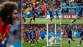Vòng 1/8, Bỉ - Nhật Bản 3-2: Samurai rời giải, Vertongen, Fellaini, Chadli xuất thần ngược dòng