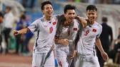 Olympic Việt Nam - Olympic Oman 1-0: Văn Hậu lập siêu phẩm