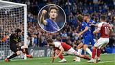 "Chelsea - Arsenal 3-2: Pedro, Morata, Alonso ""nổ súng"", HLV Unai Emery lại thua"