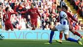 Liverpool - Brighton & Hove Albion 1-0: Salah ghi bàn, Klopp tạm dẫn đầu bảng